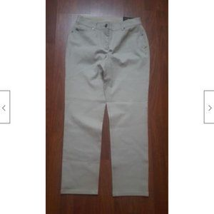 CHICO'S Sz 0 the So Slimming Ankle Courtney Pants